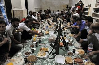 Syria iftar
